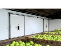 Холодильные Камеры Длительного Хранения Яблок. Доставка Установка Гарантия.
