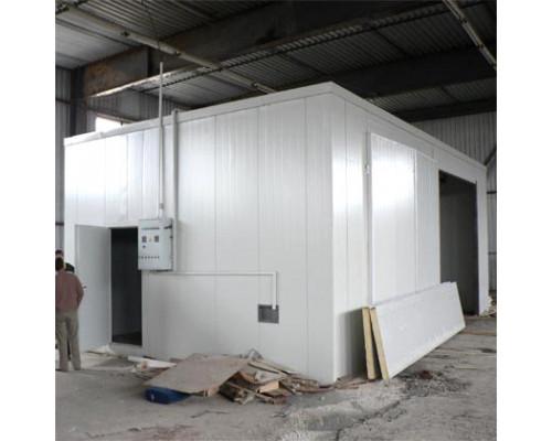 Холодильные Камеры из Сендвич Панелей.