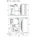 Агрегат холодильный Tecumseh TAJ 9513 TMHR