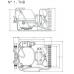 Агрегат холодильный Tecumseh AZ 4419 YH