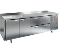Холодильный стол Hicold GN1122/TN