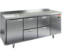 Холодильный стол Hicold BN122/TN