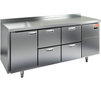 Холодильный стол Hicold SN122/BT