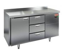 Холодильный стол Hicold BN13/BT