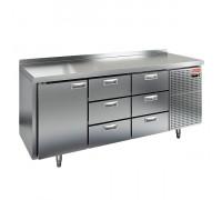 Холодильный стол Hicold GN133/TN