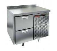 Холодильный стол Hicold GN2/TN