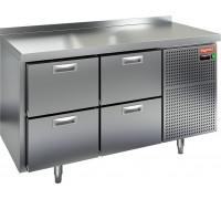 Холодильный стол Hicold GN22/TN