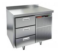 Холодильный стол Hicold GN3/TN