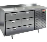 Холодильный стол Hicold BN33/BT