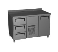Холодильный стол Полюс Carboma 2GN/NT 13