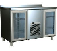 Холодильный стол Полюс Carboma 2GNG/NT