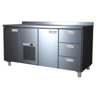 Холодильный стол Полюс Carboma 3GN/NT 113