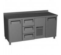 Холодильный стол Полюс Carboma 3GN/NT 131