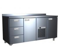 Холодильный стол Полюс Carboma 3GN/NT 311