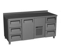 Холодильный стол Полюс Carboma 3GN/NT 313