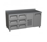 Холодильный стол Полюс Carboma 3GN/NT 331
