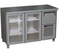 Холодильный стол Полюс Carboma Bar-250С