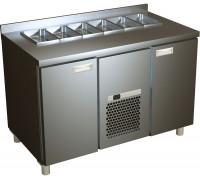 Холодильный стол Полюс Carboma SL 2GN