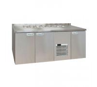 Холодильный стол Полюс Carboma SL 3GN
