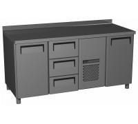 Холодильный стол Полюс 3GN/NT 133