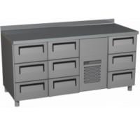 Холодильный стол Полюс 3GN/NT 333