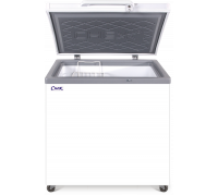 Ларь морозильный с глухой крышкой Снеж МЛК-250
