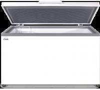 Ларь морозильный с глухой крышкой Снеж МЛК-500