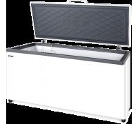 Ларь морозильный с глухой крышкой Снеж МЛК-600