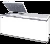 Ларь морозильный с глухой крышкой Снеж МЛК-800