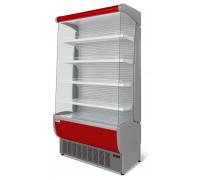 Холодильная горка Марихолодмаш Флоренция ВХСп-0.6 (красная)