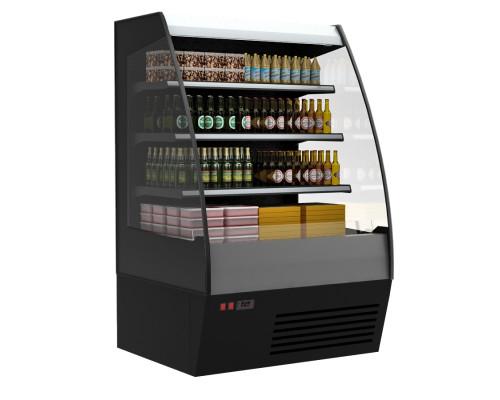 Холодильная горка Полюс Carboma 1600/875 ВХСп-1.0 (стеклопакет)