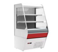 Холодильная горка Полюс Carboma 1260/700 ВХСп-1.0 (стеклопакет)