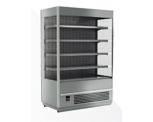 Холодильная горка Полюс Carboma Cube 1930/710 ВХСп-0.7 INOX