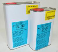 Масло синтетическое Danfoss 160SZ-1L