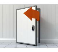 Двери Холодильные Морозильные для Камеры Склада Овощехранилища
