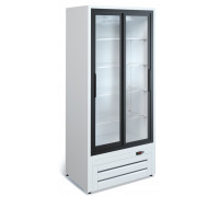 Шкаф холодильный Марихолодмаш Эльтон 0.7 У купе