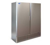 Шкаф холодильный Марихолодмаш Капри 1.5 М (нержавейка)