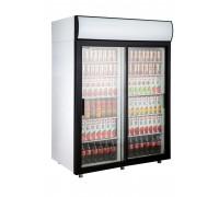 Шкаф холодильный Polair DM-110Sd-S версия 2.0