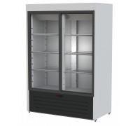 Шкаф холодильный Полюс ШХ-0.8K (купе) INOX